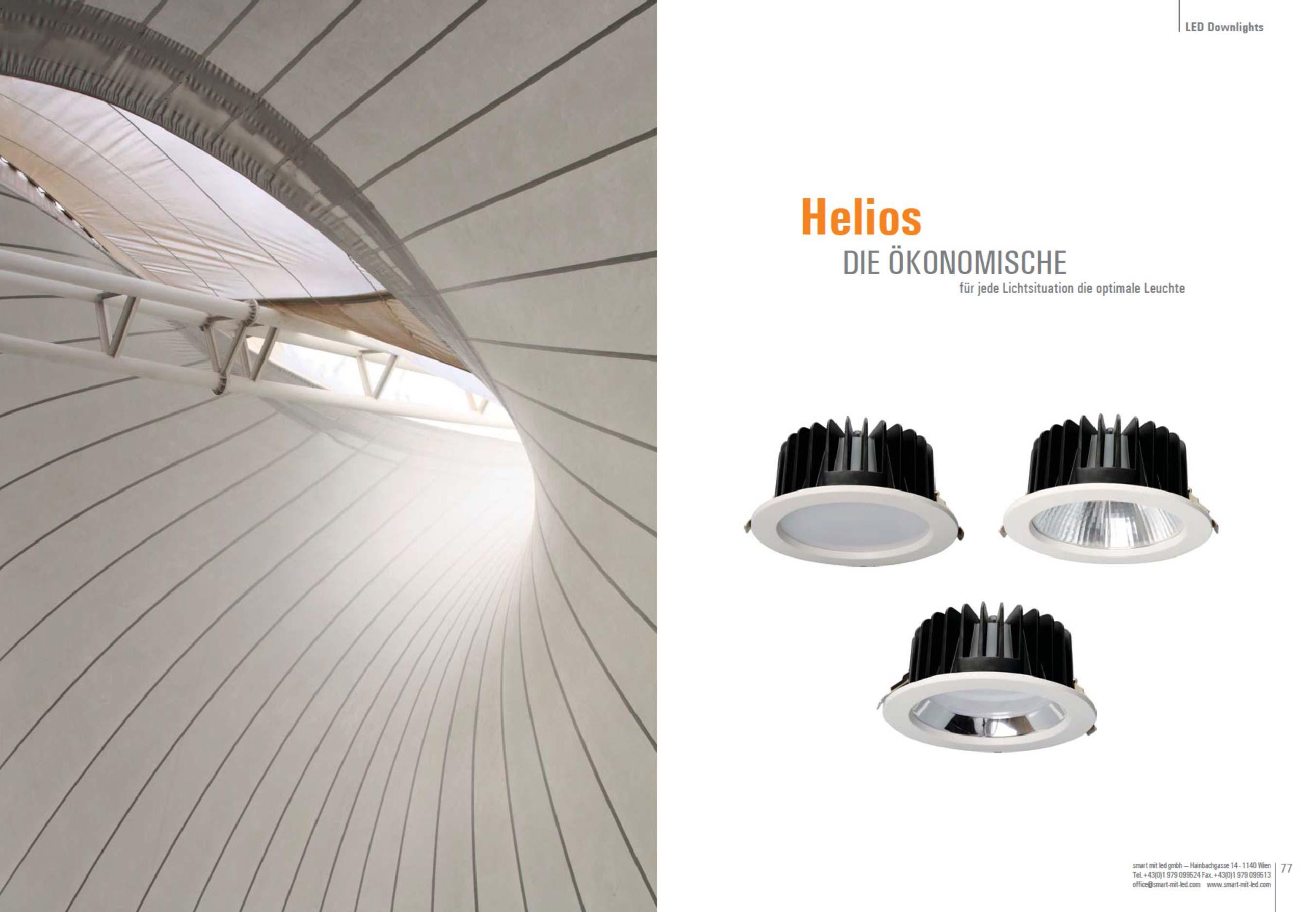 LED Downlight Helios
