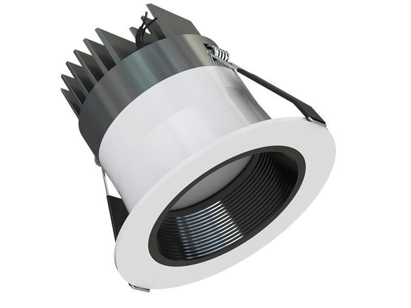 LED Downlight Galaxy mit austauschbarer COB