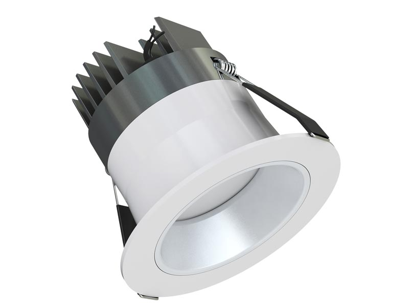 LED Downlight Galaxy mit austauschbarer COB Galaxy-G4R-Matt ring