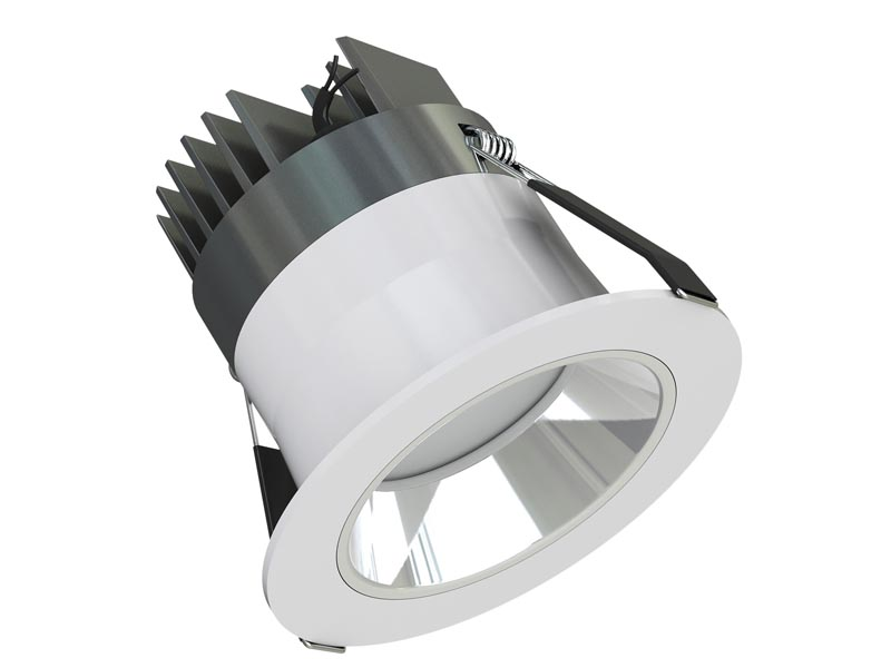 LED Downlight Galaxy mit austauschbarer COB Galaxy-G4R-mirror ring