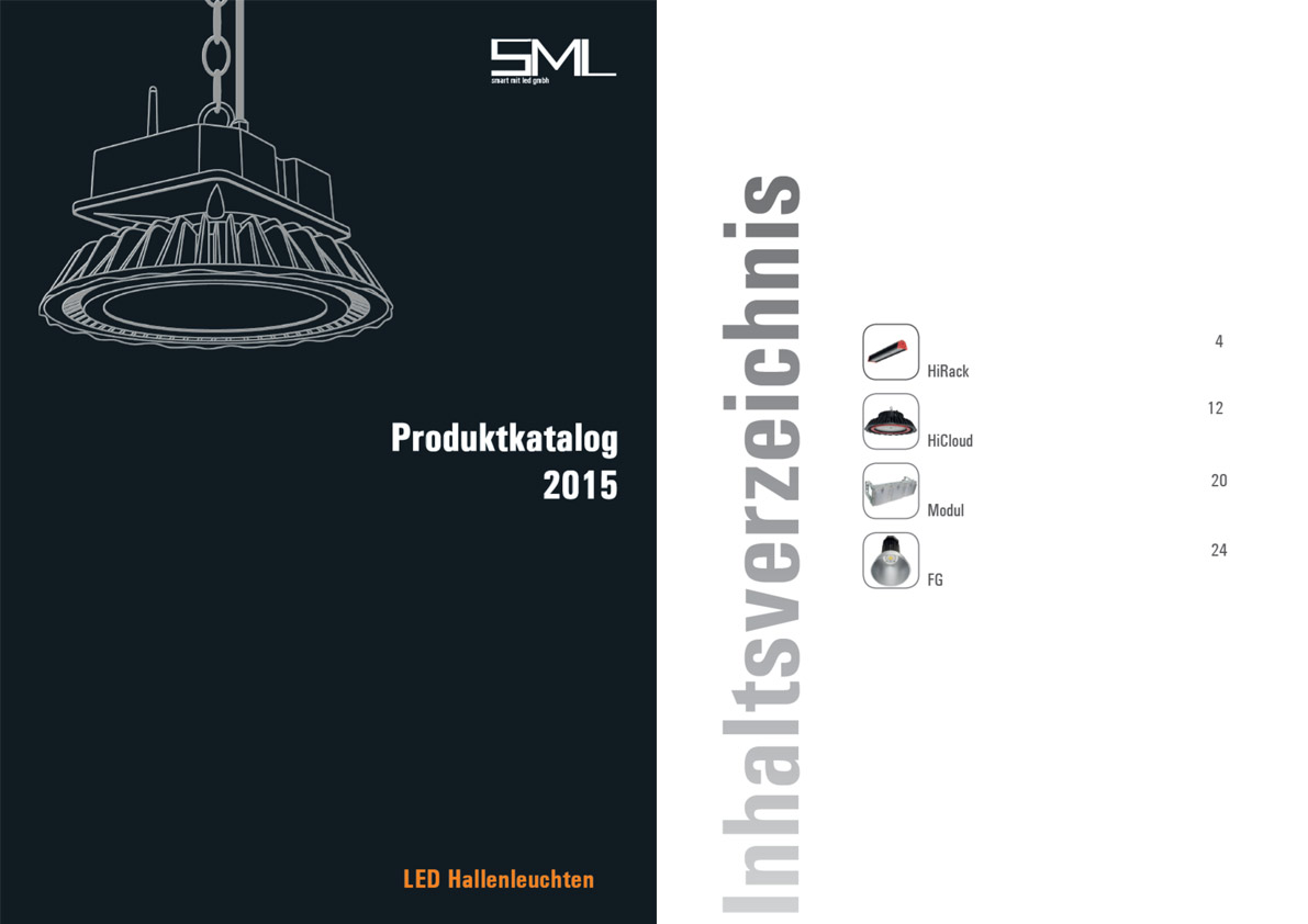 SML LED Hallenleuchten