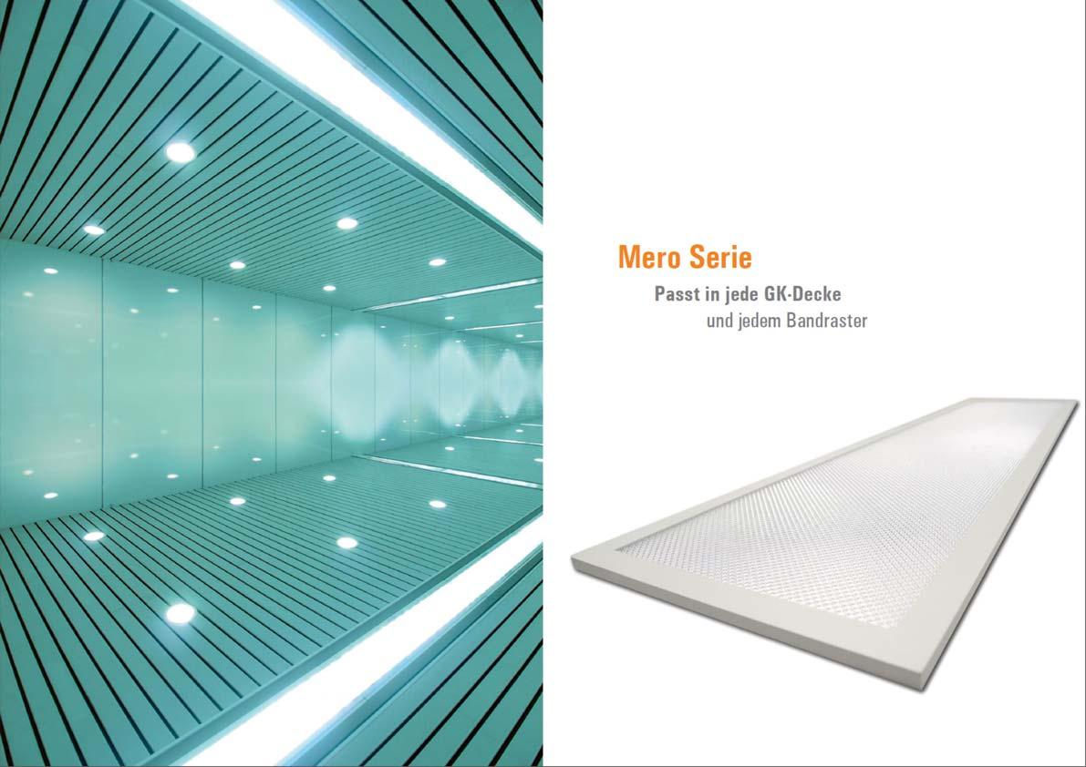 Mero LED Panele von SML