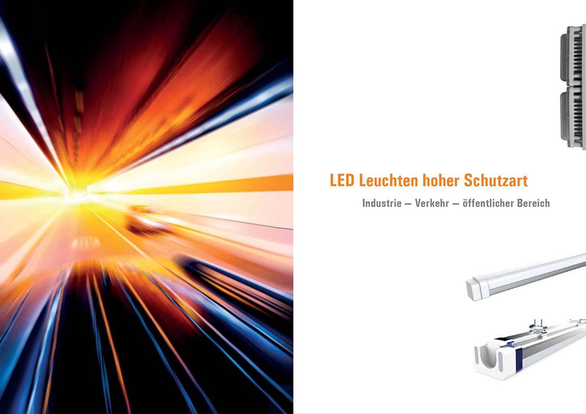 LED Leuchten hoher Schutzart