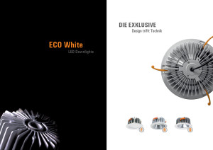 SML Produktkatalog EcoWhite