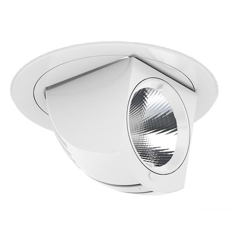 LED Deckeneinbauleuchte flexibel T6