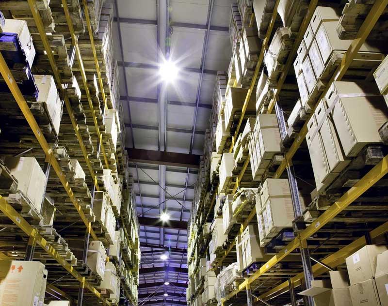 LED Hallenleuchte HiCloud