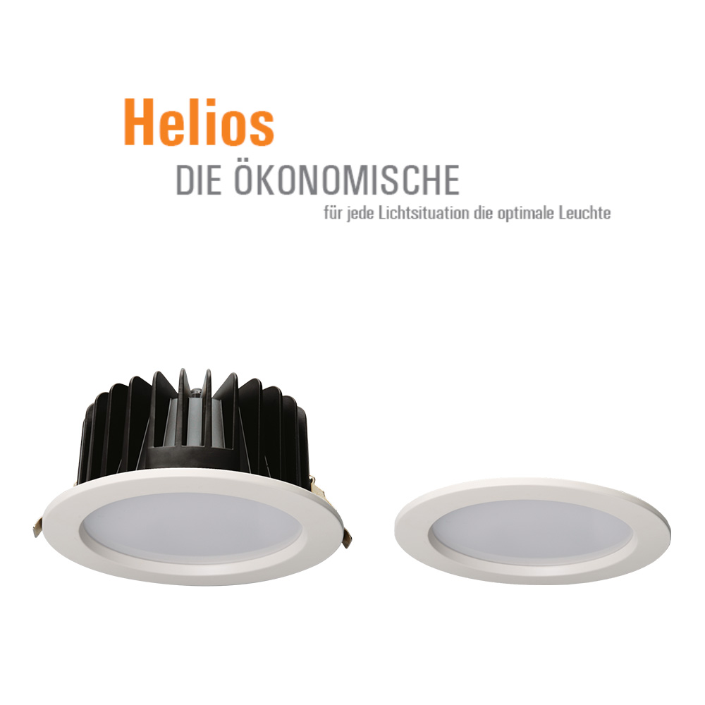 Helios B Serie LED Downlight