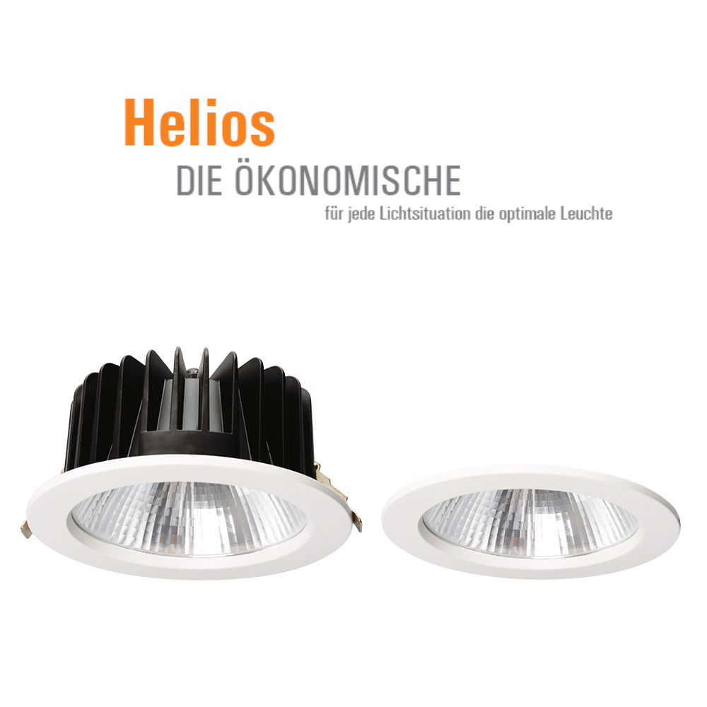 Helios C Serie LED Downlight