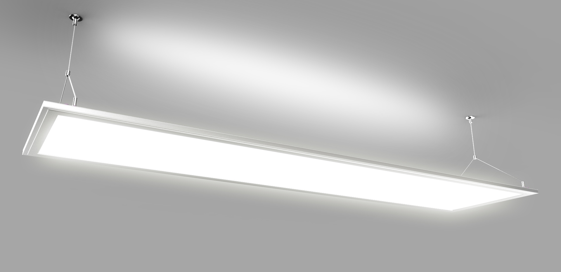 LED Pendelleuchte direkt indirekt Mero Float