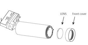 SML LED Stromschienenstrahler Furlo