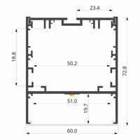 ALU-LLP-CL04-18-S3  60x73mm
