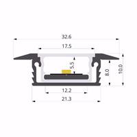 ALU-LLP-RE07-12-S3  29x8mm
