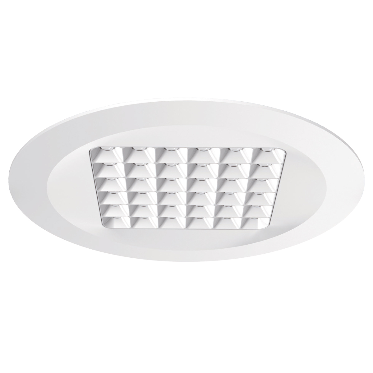 Arach R DOB LED Downlight mit Linsenoptik