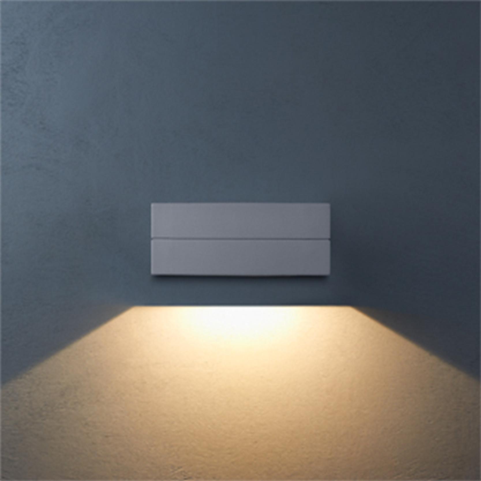 Argos LED Wandleuchte Fassadenbeleuchtung