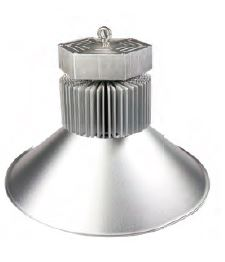Aura LED Pendelleuchte Aluminium Reflektor