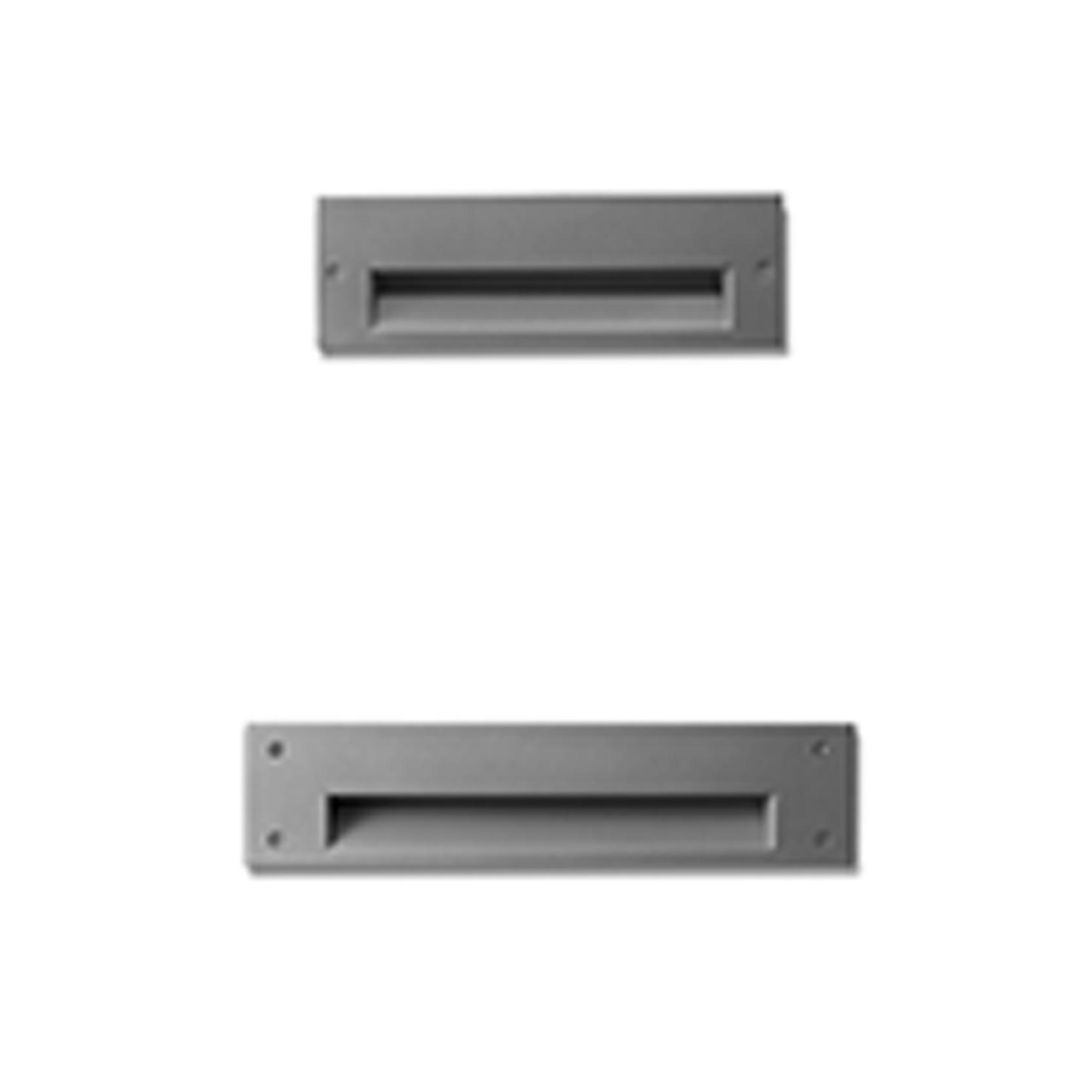 BrickR LED Wandleuchte für Rampen und Fassaden für Wegbeleuchtung