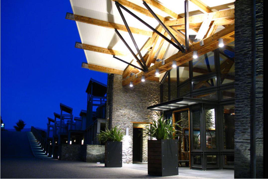BrickR LED Wandleuchte für Rampen und Fassaden