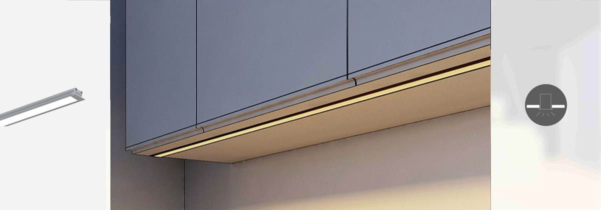 LED Einbauleuchte Furn