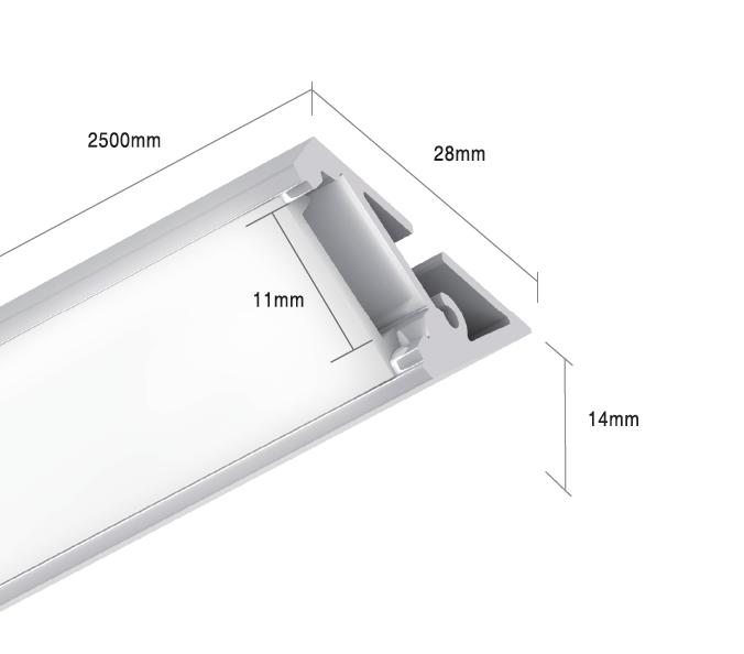 Furn LED Einbauleuchte