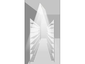 CS Lichtbandleuchte - Sharp