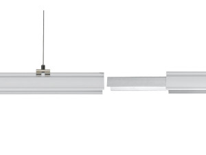 CS-Lichtbandleuchte -Tragschiene
