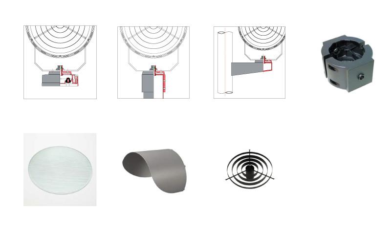 Cannon LED Strahler LED Spotlight Zubehör
