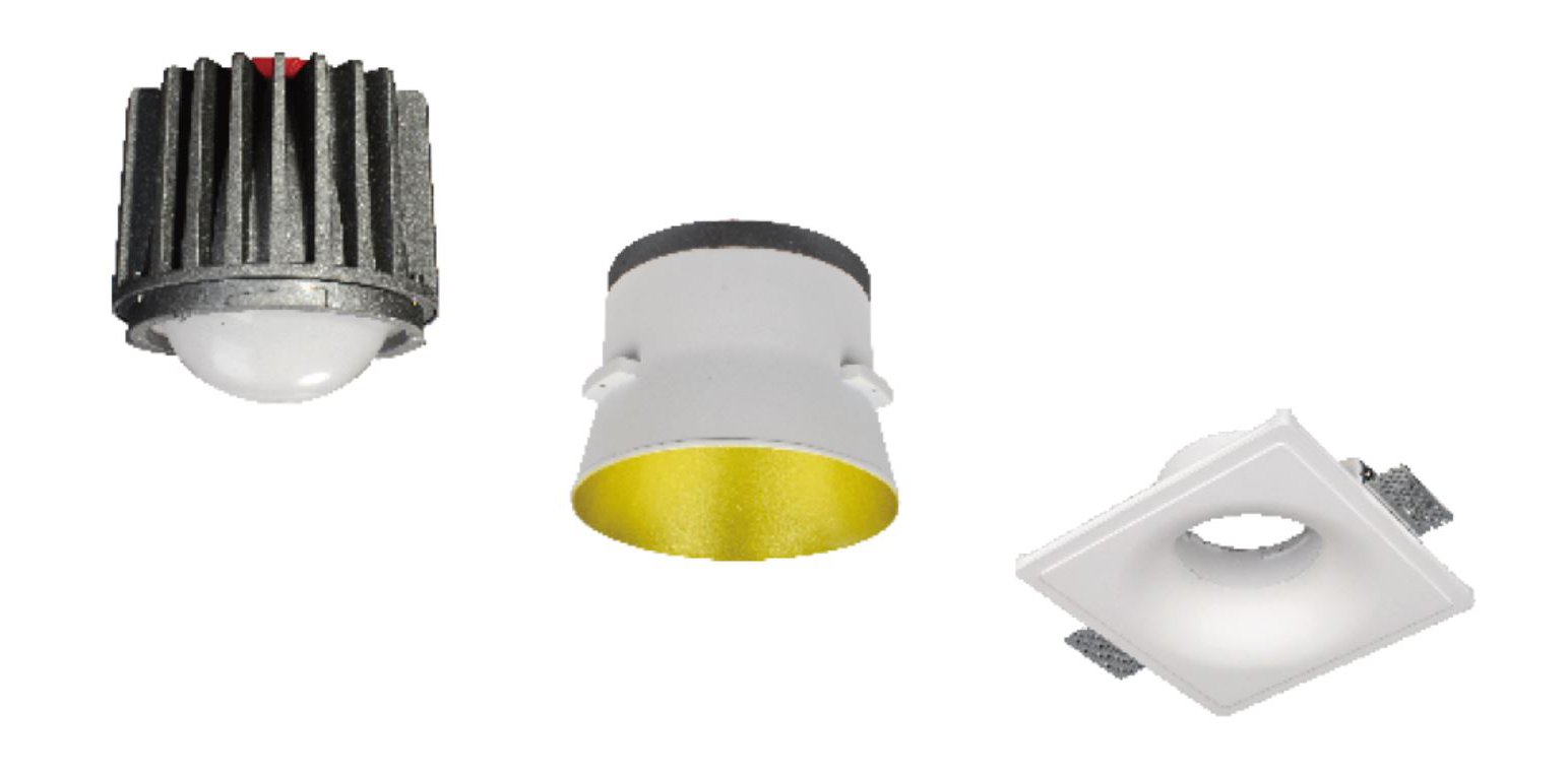 Dip Gibskarton LED Downlight