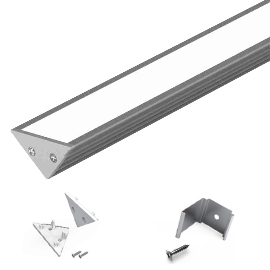 Hide LED Einbauleuchte