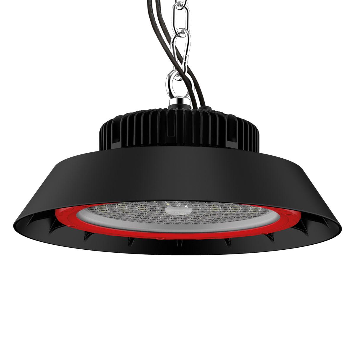LED Hallenleuchte Koloss mit smartmon Zigbee Lichtsteuerung und Stromzählung