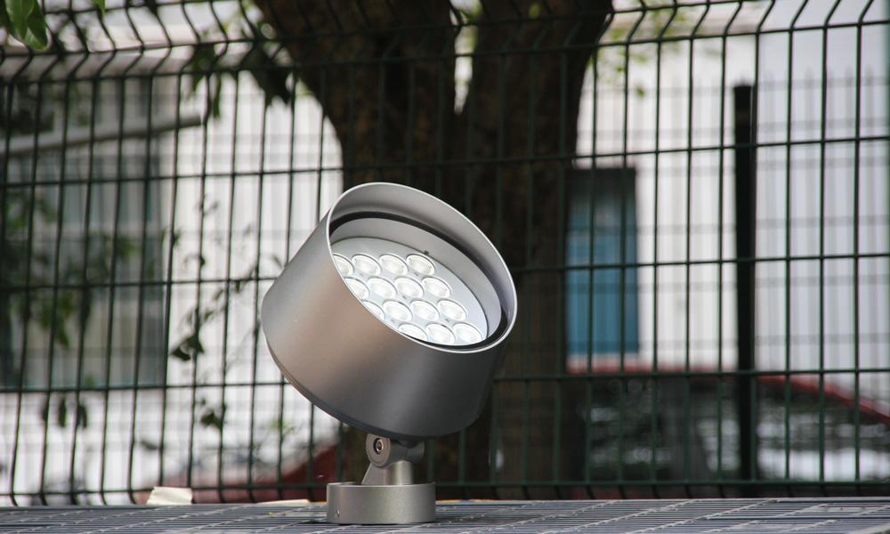 LED Strahler Lora für Fassadenbeleuchtung Akzentbeleuchtung