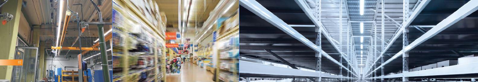LED Leuchtenmodul Unifit für LED Lichtbandsysteme