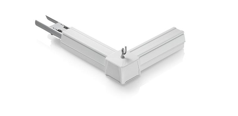 LED Lichtbandsystem Tragschiene Verbinder L1