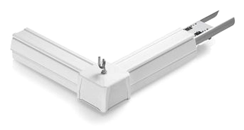 LED Lichtbandsystem Tragschiene Verbinder L2