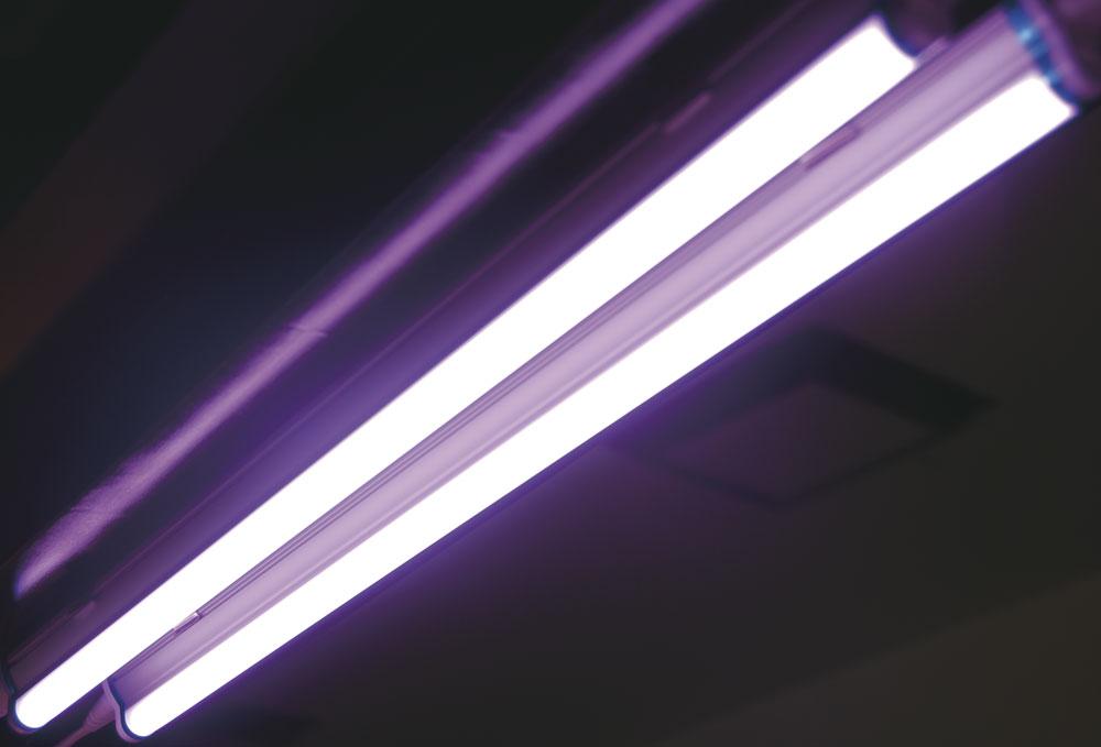 LED Röhren für Fleischwaren