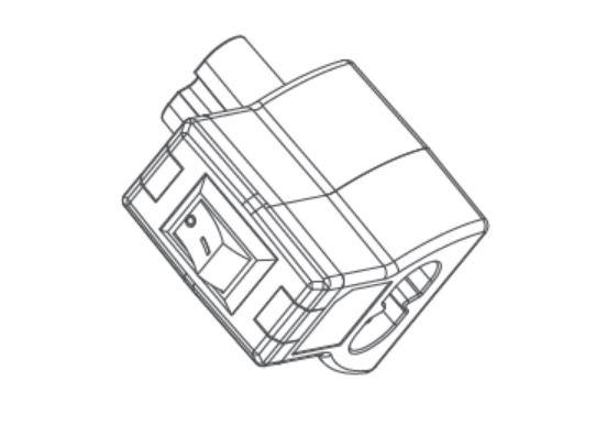 LED Röhre T5 integrierter Driver Schalter