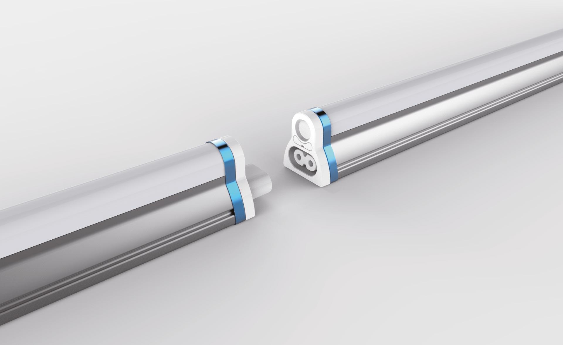 LED Röhre T5 integrierter Driver verlinkbar