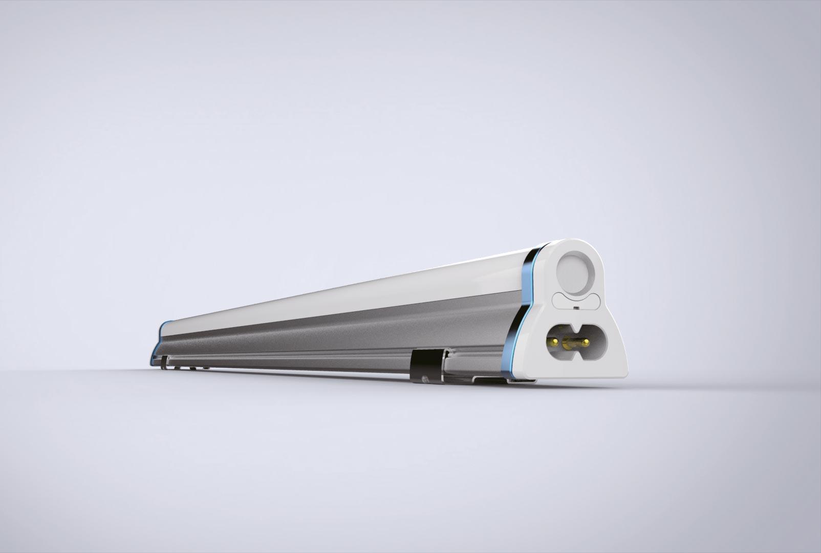 LED Röhre T5 mit integriertem Driver