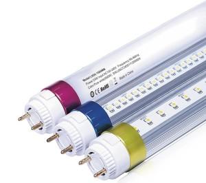 LED Röhren zur Umrüstung von Leuchtstofflampen