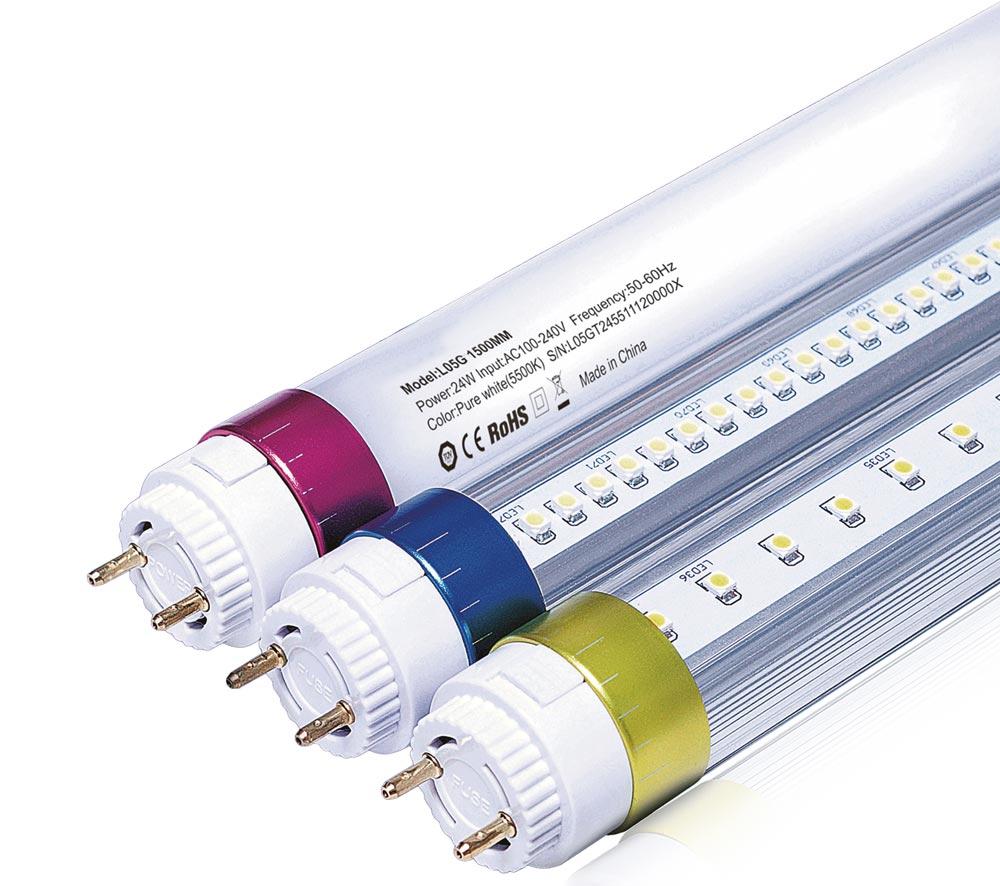Information zur Umrüstung von Leuchtstofflampen auf LED Röhren