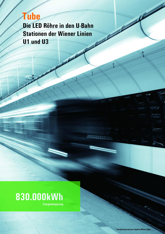 Umrüstung Leuchtstofflampen auf LED Röhren Advanced von SML