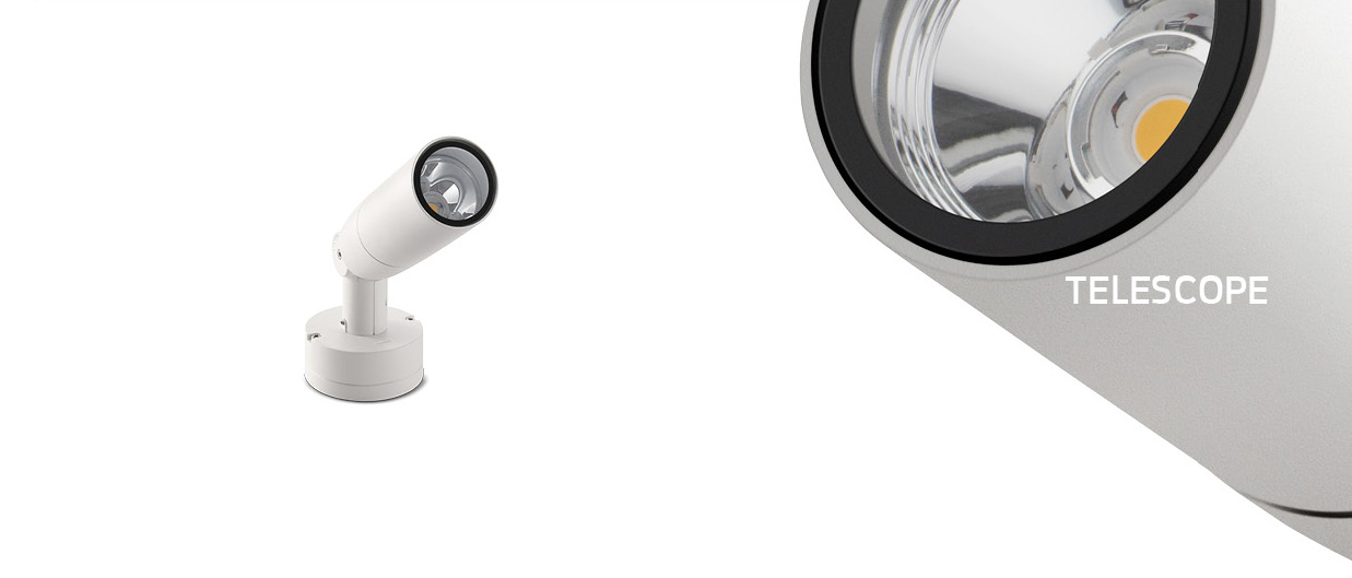 LED Strahler Telescope IP65