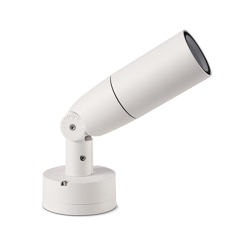 LED Strahler Telescope IP65 weiss