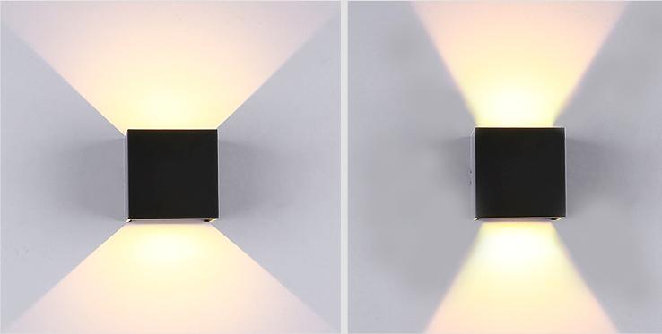 Shine LED Wandleuchte IP20