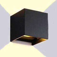 Shine LED Wandleuchte beidseitig strahlend Fassadenbeleuchtung