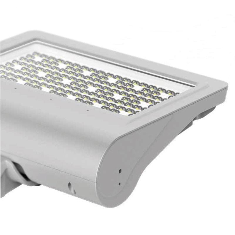 LED Werbetafelbeleuchtung mit Santos LED Fluter