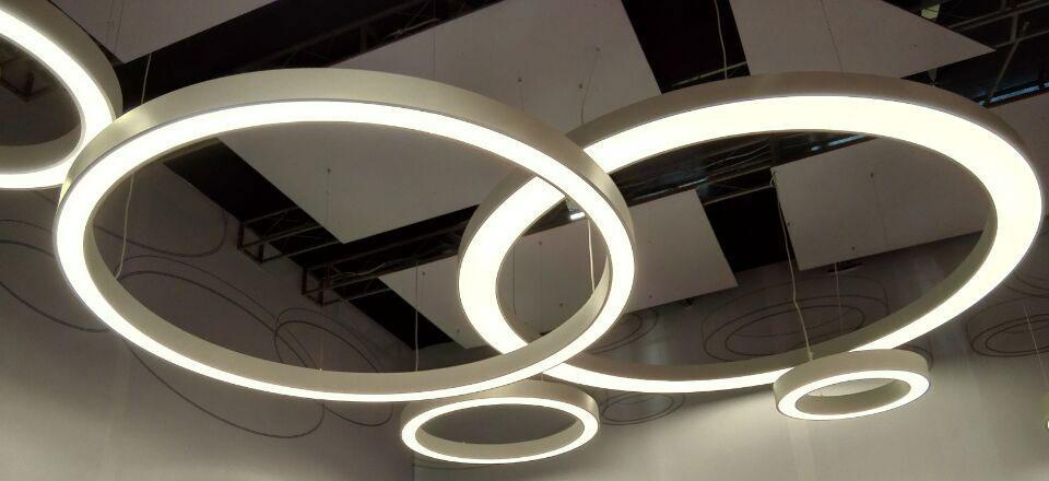 Sant LED Hängeleuchte