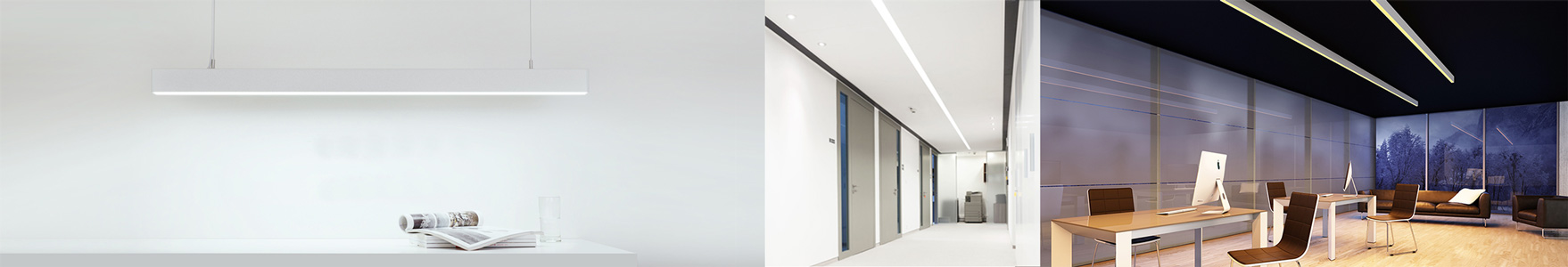 LineM Die LED universelle Lichtbandleuchte