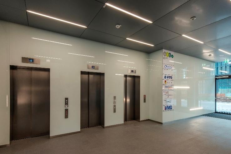 LineM LED Profilleuchte Foyer SML