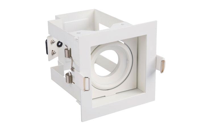 MX1 Einbaurahmen LED Spotlight