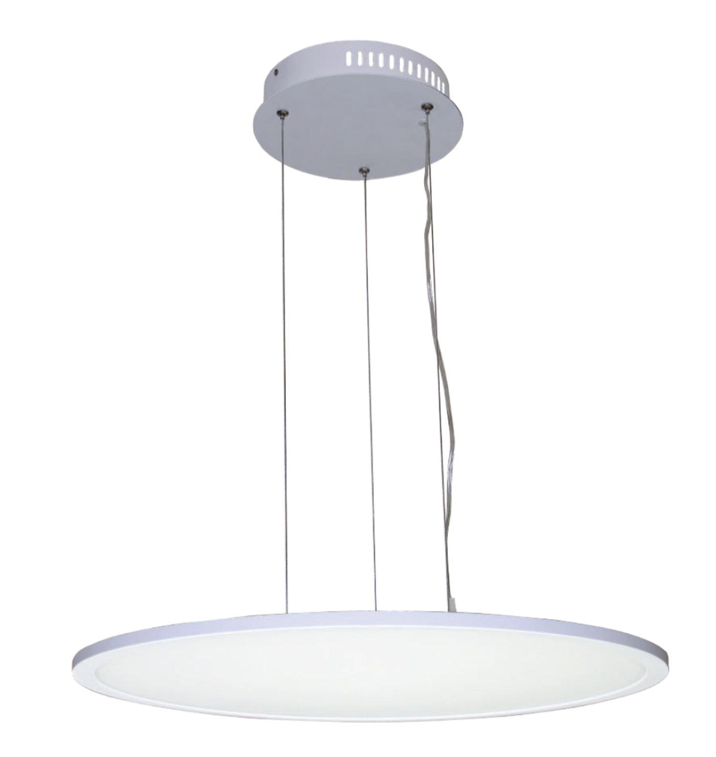 Mero Round LED Pendelleuchte